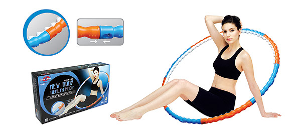 Массажный обруч Health Hoop New Body -1.1кг