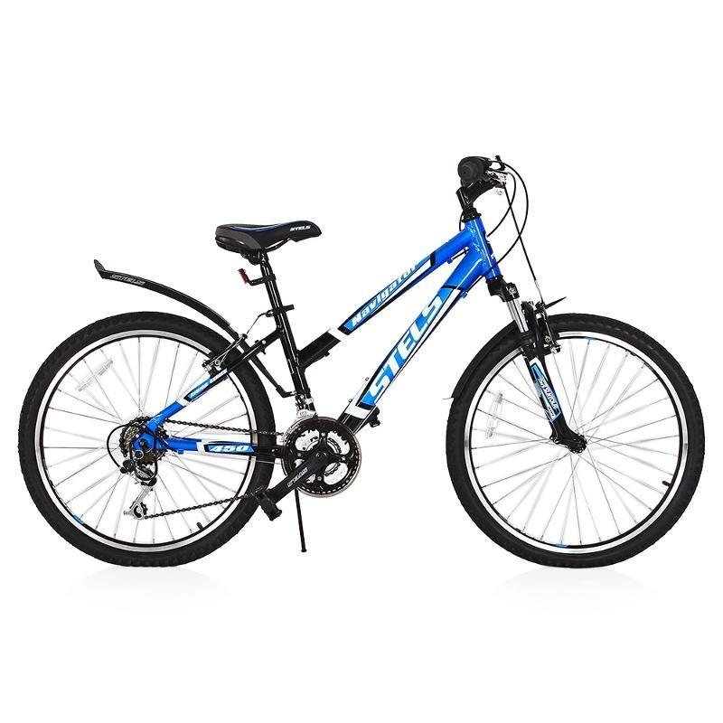 Велосипед горный 24'' Navigator 450 (новый дизайн) STELS