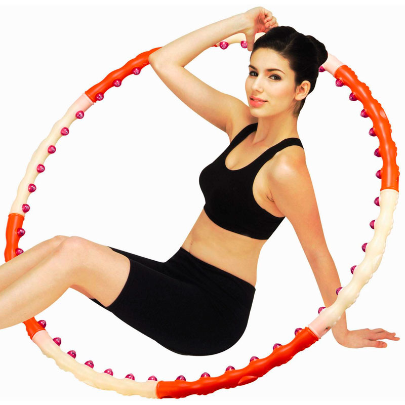 Обруч массажный Magnetic Health Hoop II