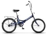 Велосипед складной STELS PILOT 710 (Стелс Пилот 710)